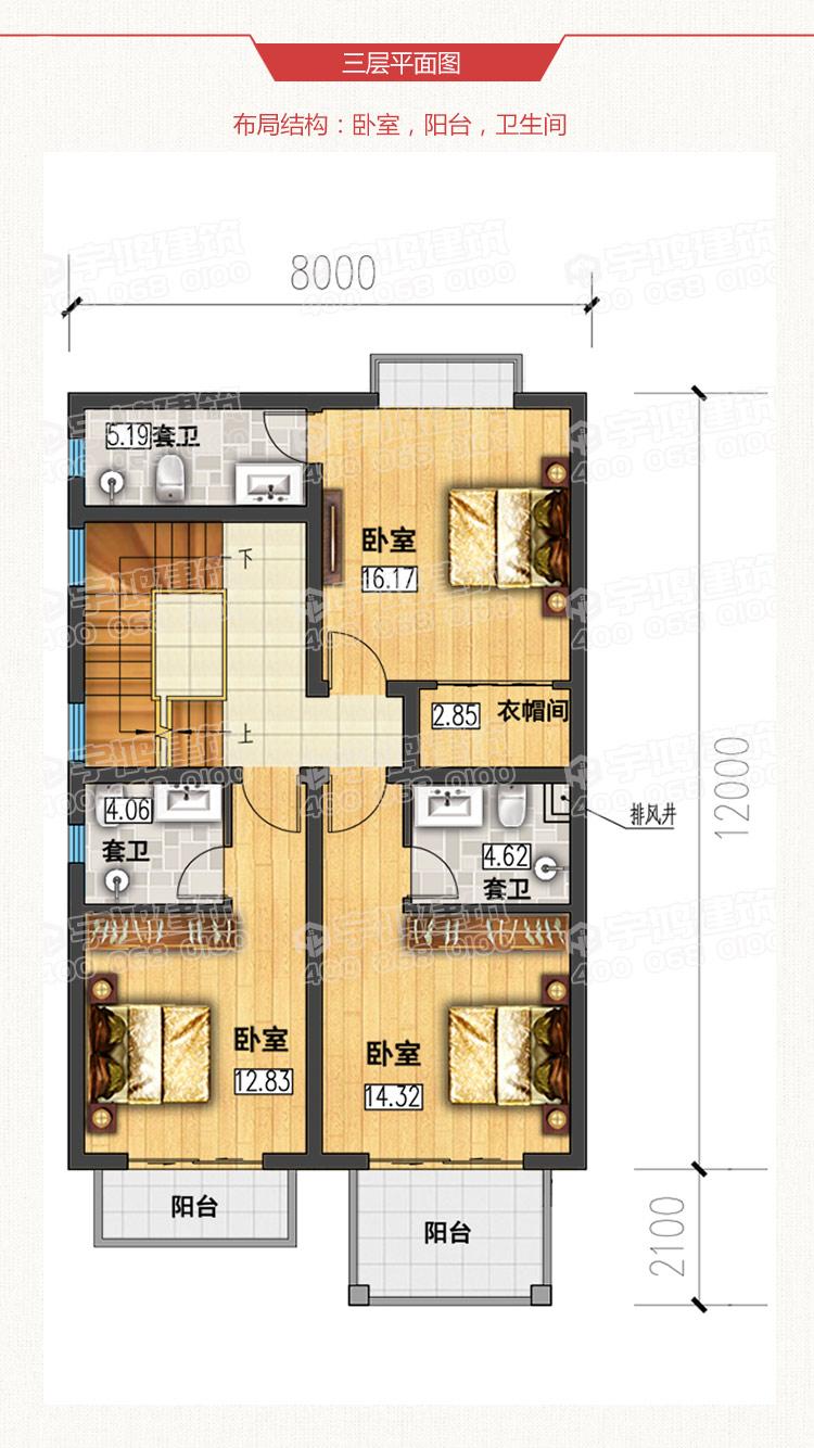 100平方米房屋农村设计图,不用再辛苦找了长沙广告设计v房屋知乎图片